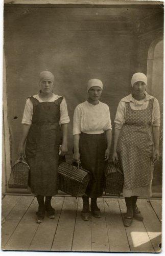 Altre operaie mattiesi del Cotonificio, 1920