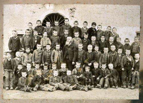 Scolaresca Anno 1907